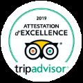 Tripadvisor certificat excellence